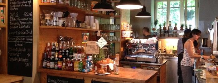 Aroma Kaffeebar is one of Café in Munich.