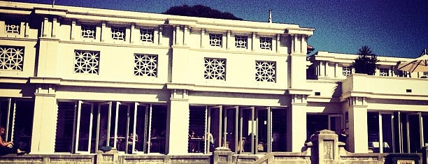The Bathers' Pavilion is one of Sydney Destination Dining.