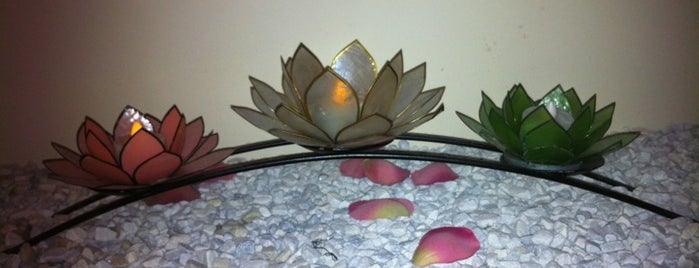 moonflower spa is one of Japan In New York.