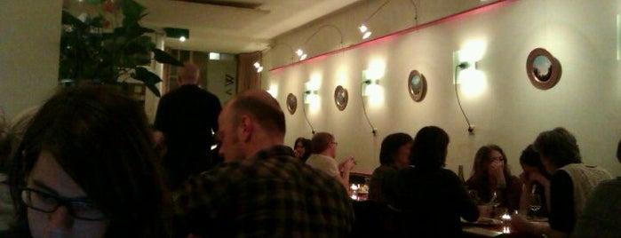 Waaghals Vegetarisch Restaurant De is one of Old buildings with taste in Amsterdam.