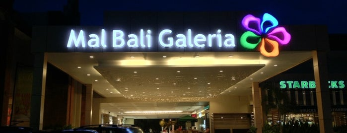 Mal Bali Galeria is one of Venue Of Mal Bali Galeria.