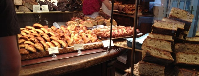 Du Pain et des Idées is one of Pastries, Bread and Cheese in Paris.