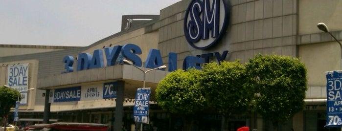 SM City San Lazaro is one of Malls.