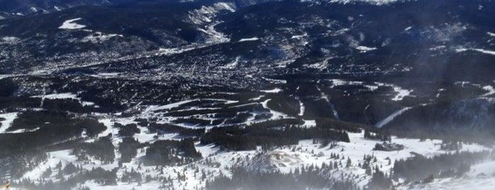 Secret Stashes at Breck