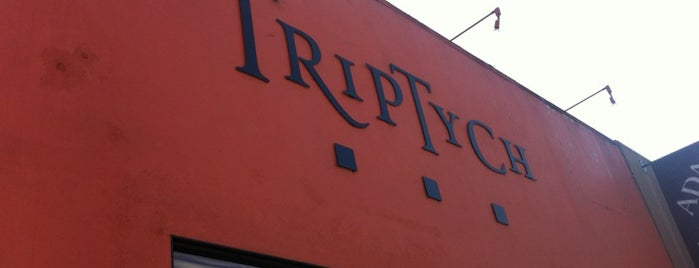 Triptych is one of 2012 Restaurants.