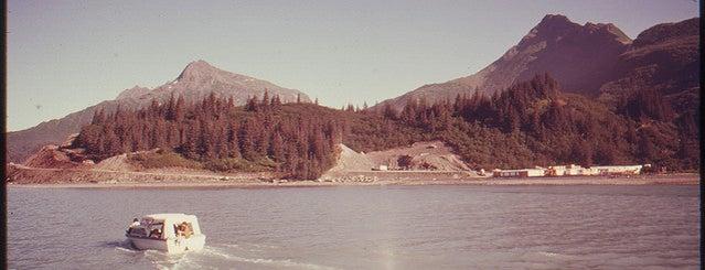 Valdez Ferry Terminal is one of Documerica.