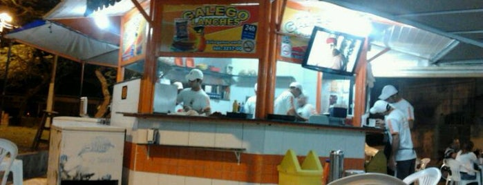 Galego Lanches is one of Onde comer bem em Aracaju, Sergipe..