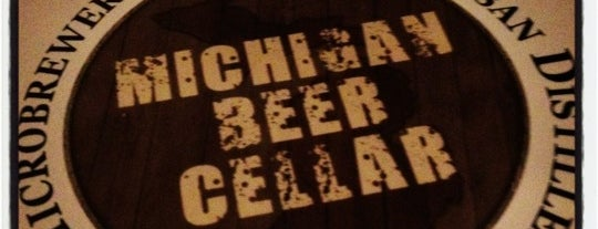 Michigan Beer Cellar is one of Michigan Breweries.