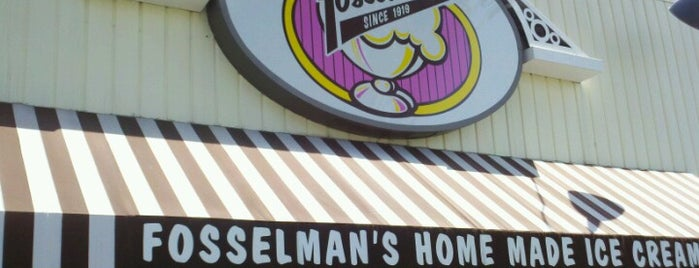 Fosselman's Ice Cream Co. is one of 20 favorite restaurants.