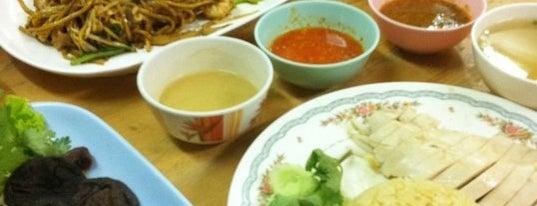 บุญตงเกียรติ ข้าวมันไก่สิงคโปร์ (Boon Tong Kiat Singapore Chicken Rice) is one of Feed Me.