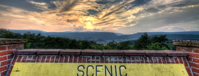 Constitution Park Scenic Overlook is one of Mountain Maryland Photo Tips.