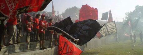 Stadion Wijayakusuma Cilacap is one of #PasoepatiNet.