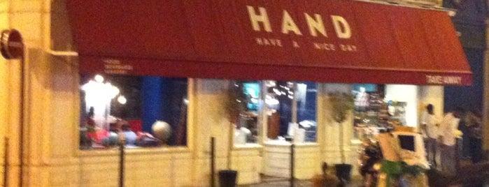 H.A.N.D (Have A Nice Day) is one of เที่ยวช้อปปิ้ง Paris!.