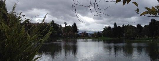 Parque de Los Novios is one of Lugares en Colombia!!!! :D.