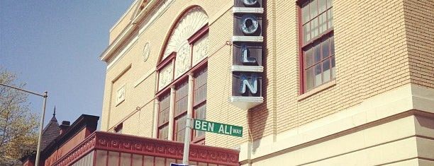 The Lincoln Theatre is one of Members.