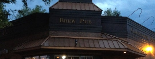 Clocktower Brew Pub is one of Ottawa.