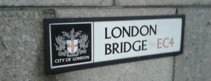 London Bridge is one of Posti da vedere a Londra.