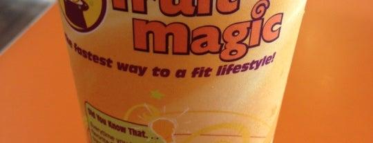 Fruit Magic is one of Favorite Food.