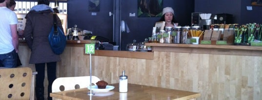 Communitea Cafe is one of World Coffee Places.
