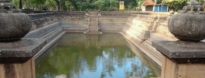 Kuttam Pokuna (Twin Ponds) is one of Trips / Sri Lanka.