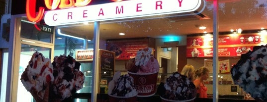 Cold Stone Creamery is one of Venue Of Mal Bali Galeria.