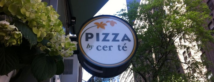 Pizza By Cer Tè is one of NY Old Favorites.