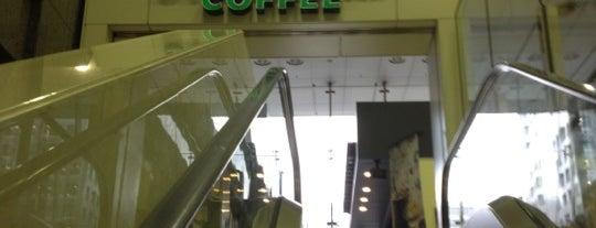 Starbucks Coffee JR東京駅日本橋口店 is one of スターバックス.