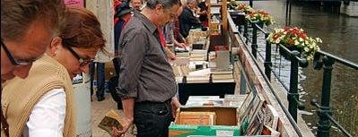 Boekenmarkt is one of Ghent for #4sqCities president!.