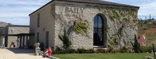 Baily Vineyard & Winery is one of Temecula Wineries.