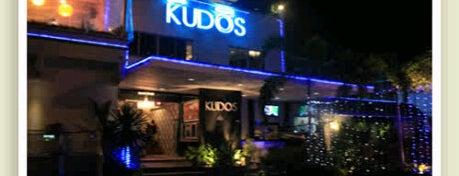 "Kudos Club & Restaurant is one of "" Nightlife Spots BKK.""."