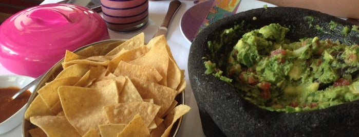 Rosa Mexicano is one of Eating New York City.