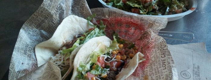 Chipotle Mexican Grill is one of Top 10 restaurants when money is no object.