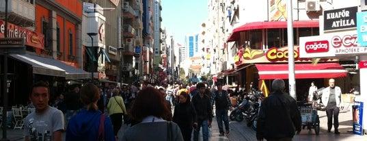 Kıbrıs Şehitleri Caddesi is one of BURSASPOR 4sq.