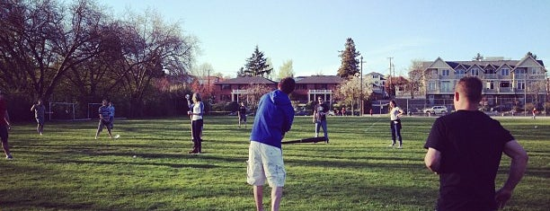 B.F. Day Playfield is one of Seattle's 400+ Parks [Part 1].
