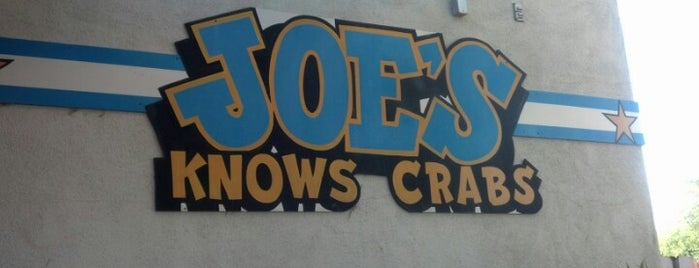Joe's Crab Shack is one of The 15 Best Places for Shirts in Las Vegas.