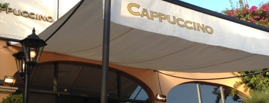 Cappuccino Puerto Portals is one of I recommend.