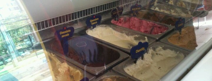 Helados Grido is one of :D aah QuE riCO..!!!.