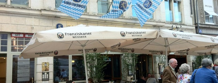 Zum Franziskaner is one of My Favo Food Place.