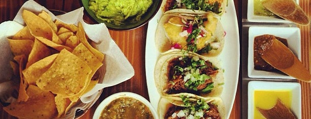 Tacolicious is one of San Francisco City Guide.