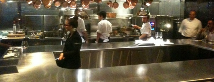 Chef's Table At Brooklyn Fare is one of Eating & Drinking in New York / Brooklyn.