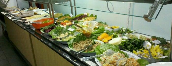 Restaurante Naturelle is one of 20 favorite restaurants.