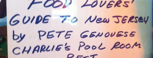 Charlie's Pool Room is one of Dogs in Jersey.