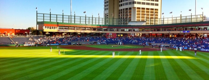 Aces Ballpark is one of All-time favorites in USA.