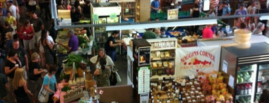 Halifax Seaport Farmers' Market is one of Places I like!.