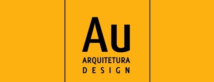 Au Arquitetura Design is one of fer lista.