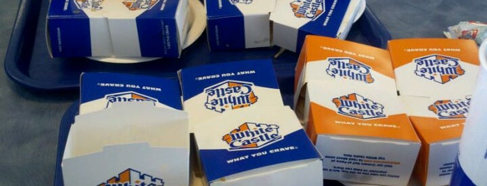 White Castle is one of Favorite Restaurants.