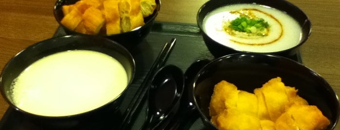 I LOVE YOO! (老油鬼鬼) is one of Favorite Food.