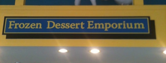 Mr. C's Frozen Dessert Emporium is one of Places from the reporting trail.