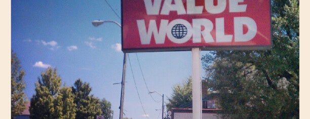 Value World is one of Indianapolis, Thrift or Vintage Stores.
