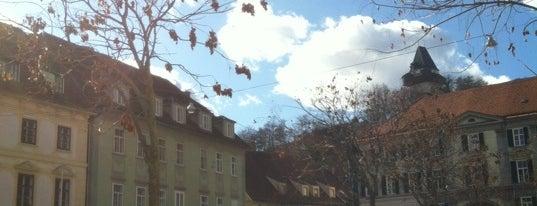 Karmeliterplatz is one of Springfestival/Graz-Trip 2012.